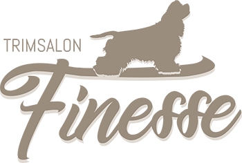 Trimsalon Finesse – Jabbeke – Tel. 0476 59 52 56 Logo